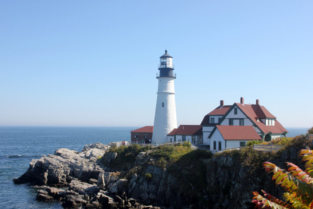 Portland Head lighthouse to travel in 2021