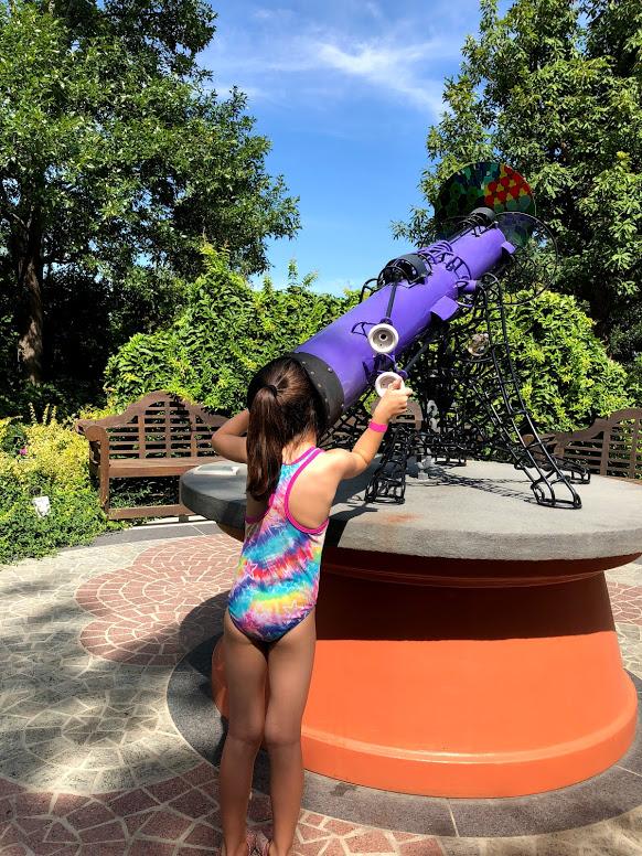 kaleidoscope at Dallas Arboretum