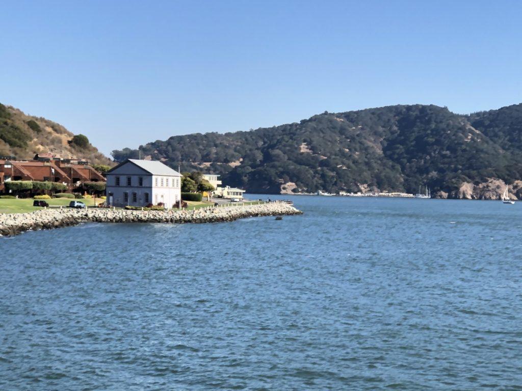 Tiburon Ferry to Angel Island