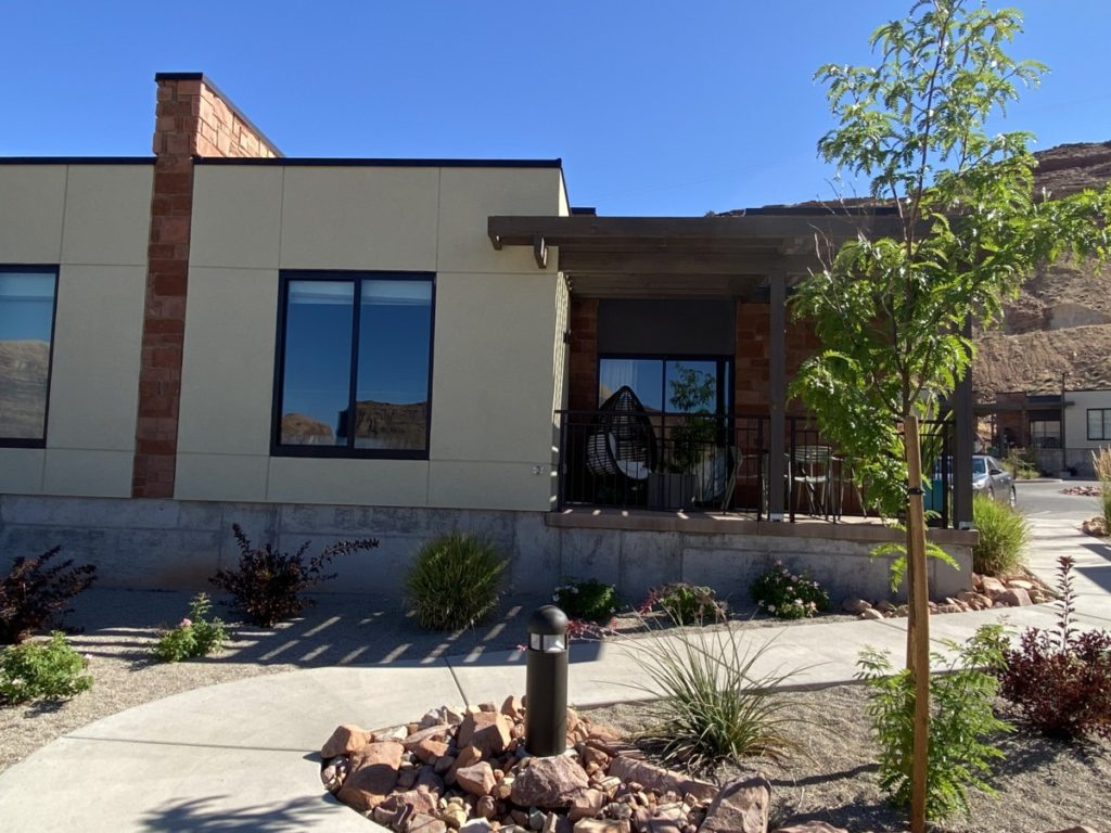 Small home hotels rooms at Hyatt Place in Moab, Utah