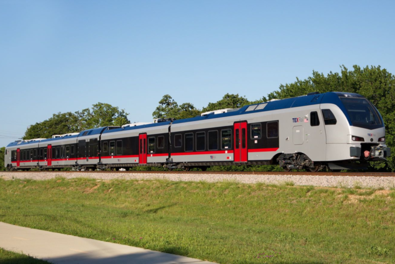 Take the TEXRail to Grapevine on a long Layover at DFW airport